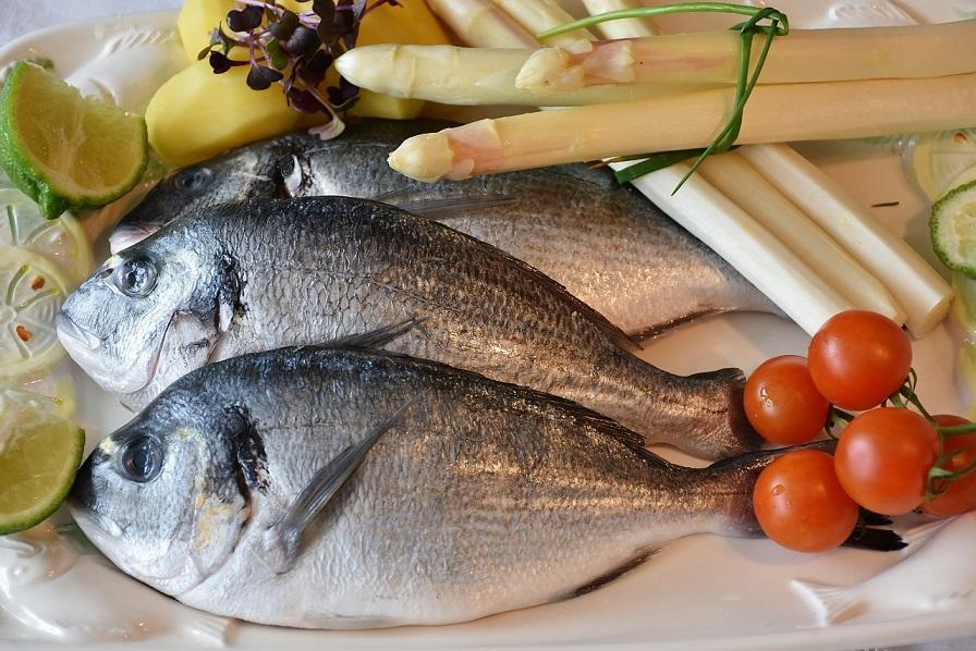 Regelmäßiger Fischkonsum ist gesundheitsfördernd