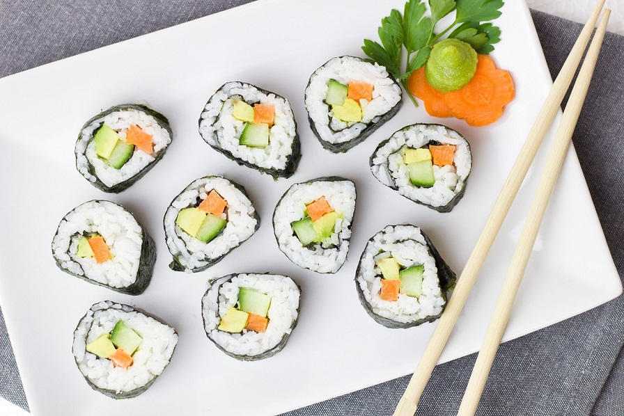 Sushi – gesundes Fast Food