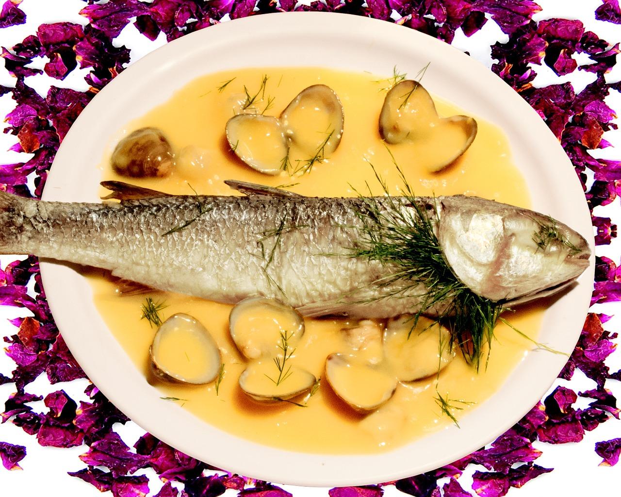 Frischer Fisch für eine ausgewogene Ernährung