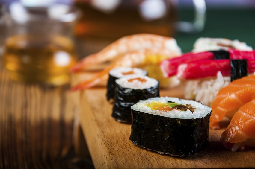 Sushi-Mania - Sushi-Hype in Deutschland
